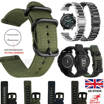 £9.87 • Buy Replacement Watch Band Strap Bracelet For Ticwatch C2 E2 S2 Pro 3/4G/3 LTE 2021