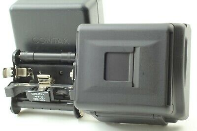 $ CDN725.96 • Buy 【MINT】 CONTAX 645 MFB-1 + MFB-1A 120 / 220 Film Back Holder W/ Case From JAPAN
