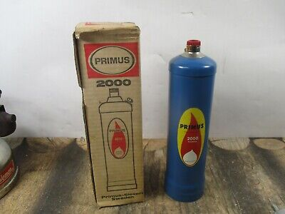 Primus  2000  Bottles ( 1 Lbs )  Propane For Lantern Or Stove  No Reserve • 72.41£