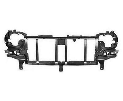 $75.88 • Buy CPP CH1220118 Header Panel For 2002-2004 Jeep Liberty