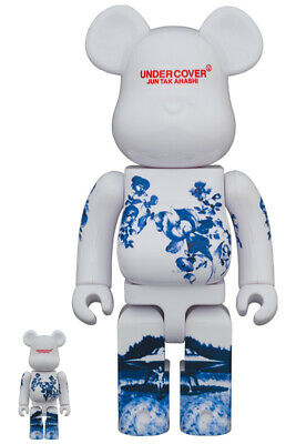 $384.15 • Buy Bearbrick Undercover 100 400 Ceramic Ufo Article BEARBRICK Medicom Toy