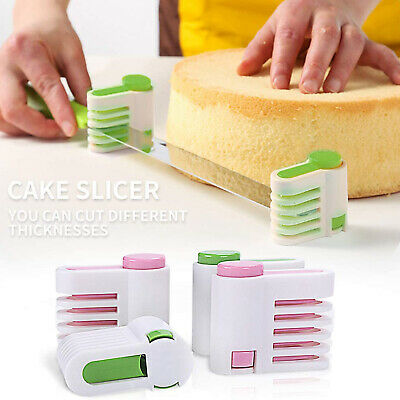 £3.15 • Buy Convenient Bread Segmentation Tool ABS  Level  High Quality Cake Slice Divider