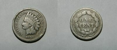 AU20 • Buy U.S.A.  INDIAN CENT 1859 - Collectable Date