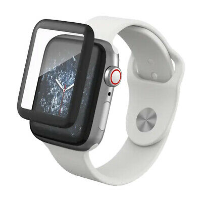 AU11.99 • Buy Zagg Invisibleshield Glass Curve Elite For Apple Watch Series 4/5/6 40mm