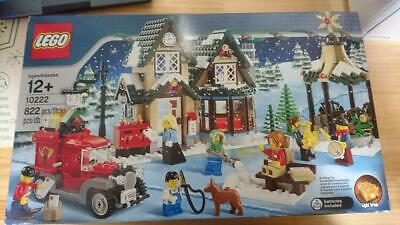 LEGO Creator Winter Village Post Office 10222 In 2011 New Retired • 361.78£