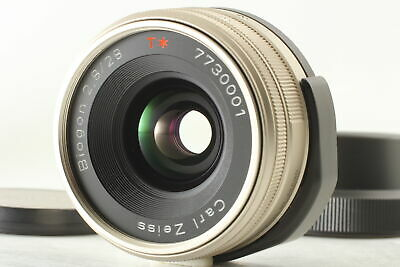 $ CDN406.17 • Buy [MINT] Contax Carl Zeiss Biogon T* 28mm F/2.8 Lens For G1 G2 From JAPAN