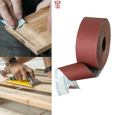 Sandpaper Roll Abrasive Sanding Roll-80-800Grit Wood Root Core Carving • 5.85£