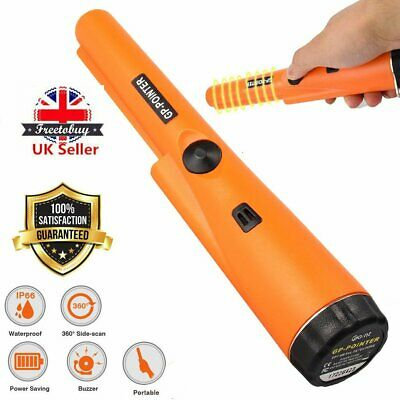 £14.98 • Buy Automatic Pointer Metal Detector Underground Pinpointer Pinpoint Waterproof 2021