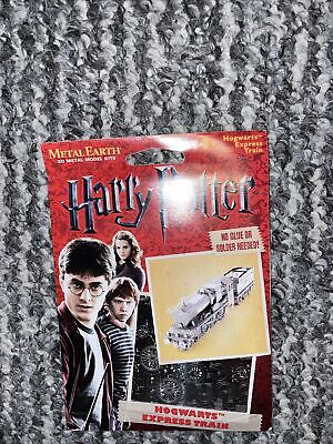 Metal Earth Harry Potter - Hogwarts Express Train • 5£