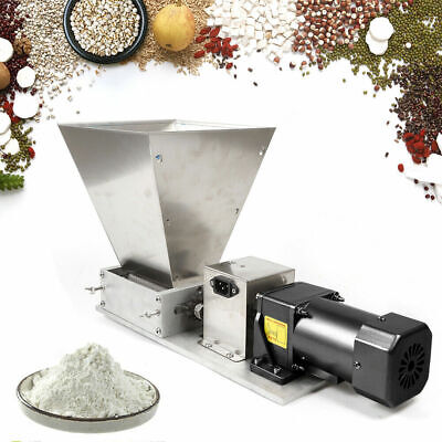 $144.41 • Buy Electric Grinder Machine Feed Grain Mills Dry Cereal Rice Coffee Wheat Miller US