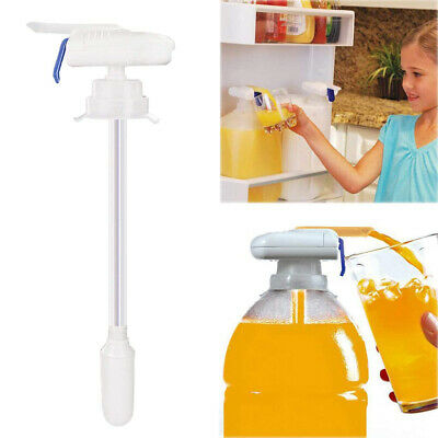 £7.29 • Buy Magic Tap Electric Spill Proof Water Juice Drink Automatic Beverage Dispenser UK