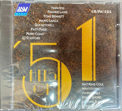 £5.99 • Buy Hits Of 51 - Original Artists - Brand New Sealed CD