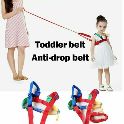 Baby Safety Wing Walking Harness Toddler Anti-lost Belt Backpack Reins Trainning • 5.44£