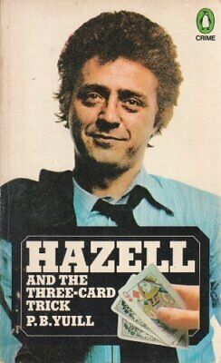 £4.33 • Buy Hazell And The Three Card Trick (Penguin Crime Fiction)-P.B. Yuill