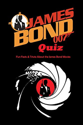 $11.02 • Buy Scallorn Kim-James Bond 007 Quiz BOOK NEW