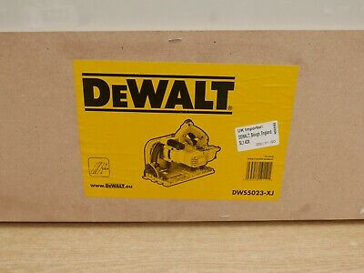 £137.50 • Buy Dewalt Dws5023 2.6 Metre Router Plunge & Circular Saw Guide Rail Collection Only