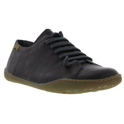 £89.99 • Buy Camper Peu Cami Womens Elastic Lace Up Soft Leather Shoes Trainers Size UK 4-8