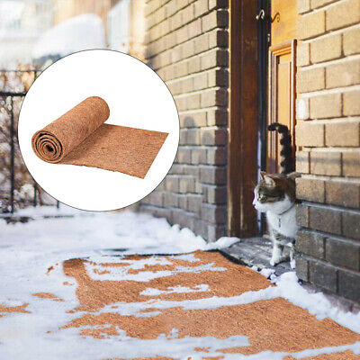 £7.41 • Buy Coconut Coir Liner Roll For Flower Plant Wall Hanging Basket Replacement