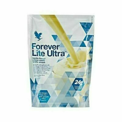 £15.99 • Buy Forever Lite Ultra Shake,Meal Replacement Shake, Vanilla 375gm New Sealed