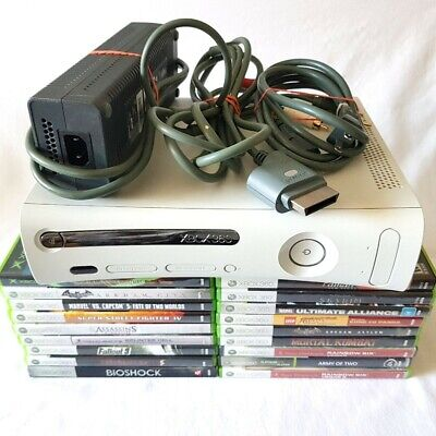 $ CDN180 • Buy XBox 360, 60Gb, Lots Of Games *Works Great* (No Controller)