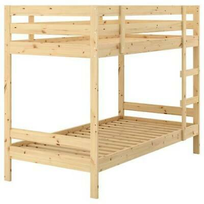 AU145 • Buy IKEA MYDAL Pine Bunk Bed Frame, Great Condition