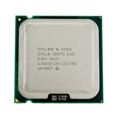 $ CDN25.26 • Buy Intel Core 2 Quad Q9550 Q9650 Q6700 Q8400 LGA 775 CPU Processor