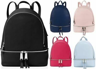 Mini Fashion Rucksack Backpack Bag Leather Travel Bag Women Ladies Handbag • 8.99£