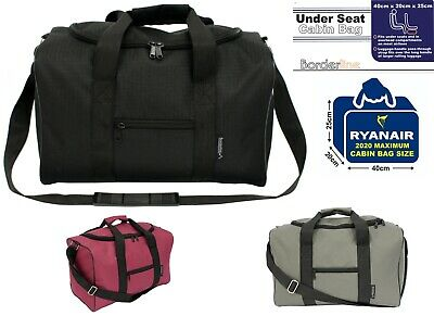 £7.99 • Buy Ryanair Small Cabin Carry On Flight Travel Hand Luggage Bag Approved 35x20x20cm