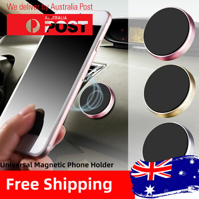 AU5.69 • Buy Universal Magnetic Magnet Car Phone Holder Mount Stand For All Mobile Phones