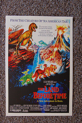 $ CDN5.01 • Buy The Land Before Time Lobby Card Movie Poster