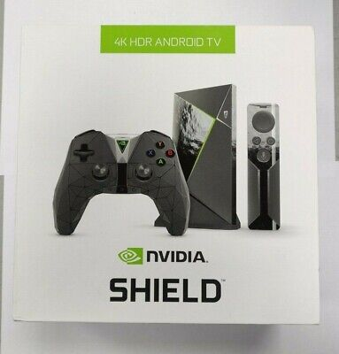 $ CDN224.71 • Buy Nvidia Shield 2017 With Controller And Remote Boxed