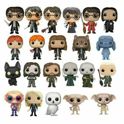 Funko POP Harry Potter Draco Malfoy Moaning Myrtle Exclusive Action Figure Toys • 10.99£