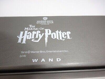 $ CDN34.53 • Buy The Making Of Harry Potter Fleur Delacour Wand Cosplay Boxed