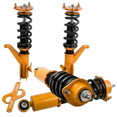 $439.98 • Buy Coilover Suspension Kits For Honda Civic 2001-2005 Shock Strut Adj. Height