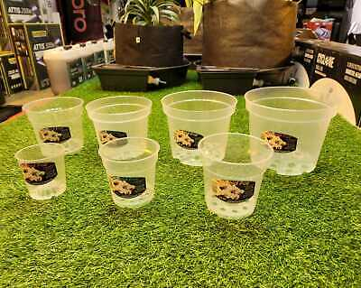 £5.40 • Buy Orchid Pots - Growth Technology - Orchid Pots All Sizes - 9/12/13/15/17/19/21cm