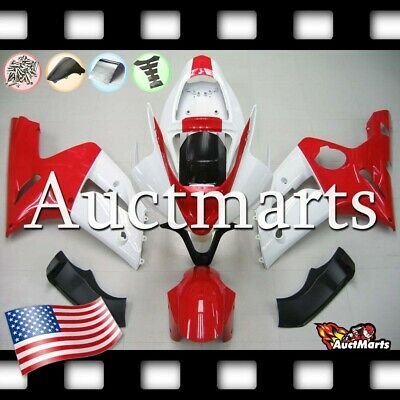 $579 • Buy For Kawasaki Ninja ZX6R 636 2003 2004 03 04 Injection Mold Fairing Kit 3a40 PE