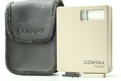 $ CDN62.65 • Buy 【EXC+5 W/Bonus Case】Contax TLA 140 Shoe Mount Flash For G1 G2 From JAPAN #0156