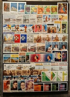AU6.45 • Buy NEW ZEALAND (3466) Nice Smal Collection  (MNH)