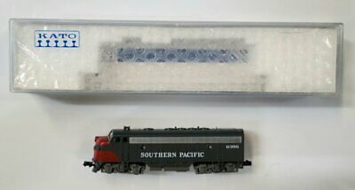 AU98.22 • Buy Kato 176-214 N Scale Southern Pacific F7A Diesel Locomotive #6396 LN/Box
