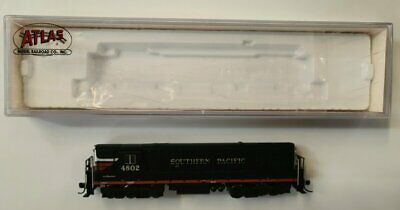 AU65.91 • Buy Atlas 49632 N Scale Southern Pacific Train Master Diesel Locomotive #49632 LN