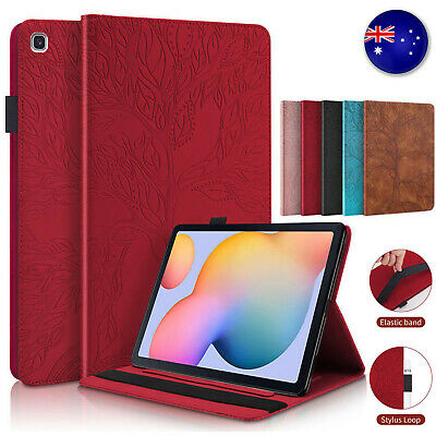 AU20.69 • Buy  For Samsung Galaxy Tab S6 Lite 10.4 Folio Shockproof Leather Stand Wallet Case
