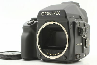 $ CDN2962.53 • Buy [Top MINT] Contax 645 Camera Body AE Finder MFB-1A Film Insert From JAPAN