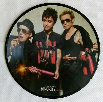 £16.99 • Buy Green Day Limited Edition Picture Disc Single Vinyl.