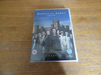 £6 • Buy Downtown Abbey Series 1  New And Sealed Dvd Region 2