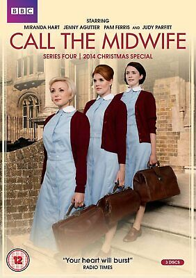£12.99 • Buy Call The Midwife - Series 4 + 2014 Christmas Special New DVD Box Set