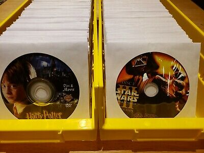 AU15.42 • Buy DVD POPULAR HOT LOT!! $3 Up (DISC ONLY) FREE AND FAST Combined Shipping