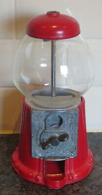 £40 • Buy Vintage Red Gumball Sweet Dispenser Good Condition