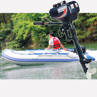 AU307 • Buy 2Stroke 3.5HP Outboard Motor Fishing Boat Engine+CDI System Water Cool AU Stock