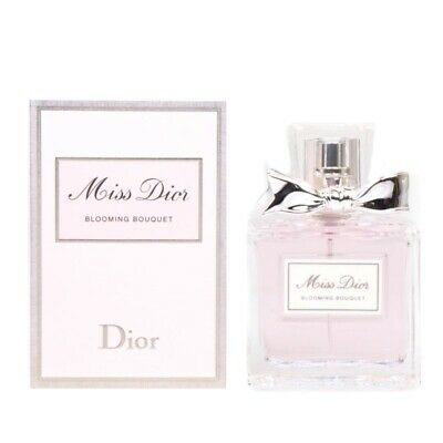 £56.99 • Buy Dior Miss Dior Blooming Bouquet 50ml Eau De Toilette EDT Spray For Her