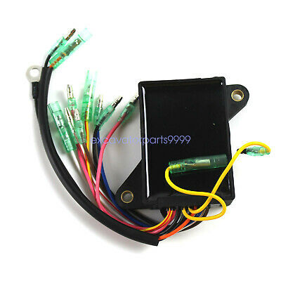AU64.23 • Buy 68T-85540-00 Fits Yamaha Outboard Engine Motor 4 Stroke 8HP 9.9HP CDI Unit Coil